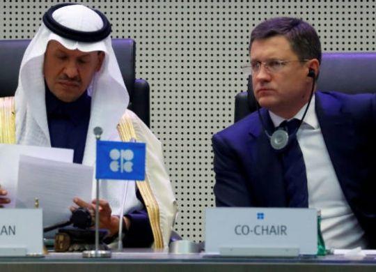 OPEC-RUSIA BUNTU, PERANG HARGA MINYAK DIMULAI